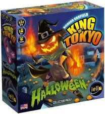 King of Tokyo Halloween Expansion Board Game - IELLO Free Shipping!