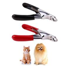 Nail Claw Toe Pet Dog Clipper Trimmer Cutter Cat Grooming Tool Stainless Steel