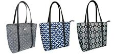 NEW SACHI INSULATED LUNCH BAG Tote Dual Storage Container Carry Strap Leak Proof