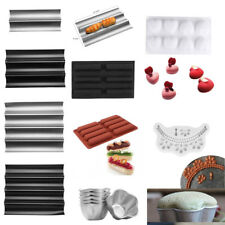 Different Shaped Cake Pastry Molds Chocolate Jelly Mousse Bread Dessert Mould