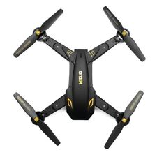 XS809s 2Mp HD Camera RC FPV Drone 2.4Ghz 4CH Wifi Foldable Helicopter RC Toy UAV