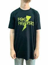 Foo Fighters Lightning Unisex Official T Shirt Brand New Various Sizes