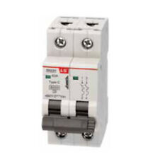 LS IS BK63H 2P Miniature Circuit Breaker 16A to 63A Rated Current Frame Size 63F