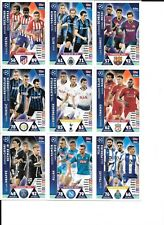 2018/19 Match Attax UCL Road to Madrid Update Trio -Choose-