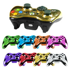 Wireless Controller Shell Case Bumper Thumbsticks Buttons Game for Xbox 360   QV