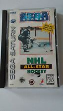 SEGA SATURN GAMES NHL ALL-STAR HOCKEY FIFA SOCCER 96