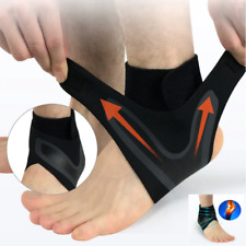 Foot Support Brace Elastic Ankle Sports Pain Wrap Strap Protector Best Quality