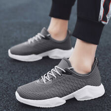 Mens Athletic Sneakers Outdoor Sports Running Shoes Mesh Breathable Jogging walk
