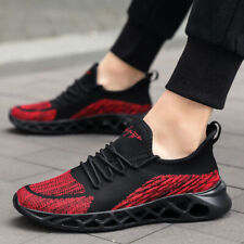 Men's Casual Sneakers Breathable Walking Jogging Shoes Outdoor All-match Fashion