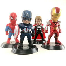 """3.5"""" Marvel Super Heros the Avengers Figure Model Collection Toys Collectible 12"""