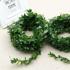 Artificial Fake Foliage Green Leaves Vine Ivy Garland Wedding Party Decor YS7