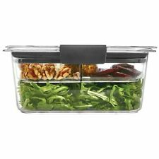 Rubbermaid Brilliance 5-Cup Salad Storage Container