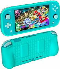 ButterFox TPU Grip Case for Nintendo Switch Lite with 2 Game Card Storage Holder