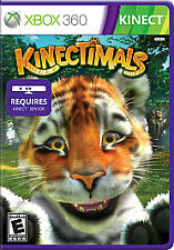 Xbox 360 : Kinectimals VideoGames