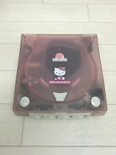 Dreamcast Hello Kitty Clear Pink Console HKT-3000 (NTSC-J) Sega japan