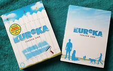 EUREKA - TELEVISION SERIES - SCI-FI - SEASONS 1, 2, 3, 3.5, 4, 4.5, AND 5 - DVD
