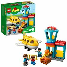 Lego Duplo My Town Airport First Building Blocks Set - 29 Pc, 10871