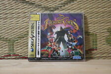 Fighting Vipers Sega Saturn SS Japan Brand New!