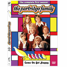 The Partridge Family - The Complete First Season (DVD, 2005, 3-Disc Set, with CD