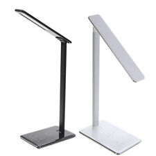 Desk Qi Wireless Charger Smart LED Lamp Phone Holder For Qi-enabled Smart Phone