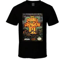 Double Dragon 3 Nes Nintendo Old School Retro Video Game Fan Distressed T Shirt