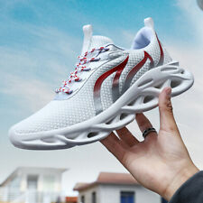 Men's Athletic Sneakers Sports Running Shoes Outdoor Casual Breathable Fashion