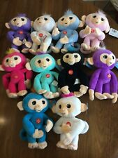 "FINGERLINGS 9"" Poseable Plush w/ Sound NEW NWT YOU CHOOSE COLOR BRAND NEW"
