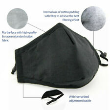 Air Dust Respirator Anti Pollution Face Washable & Reusable