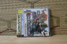 Virtua Fighter Remix Sega Saturn SS Japan Brand New!