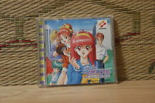 Tokimeki Memorial Forever with you Sega Saturn SS Japan Very Good Condition!