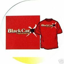 Black Cat Fireworks Limited Edition X-Treme T-Shirt