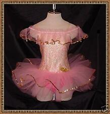 New Brocade Tutu Dance Dress Ballet Costume SZ. CHOICE