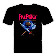 Final Fantasy Nintendo Nes video game t shirt
