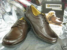 Anatomic & Co New Recife 454527 Brown Toast Leather Lace Up Shoes