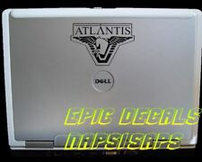 Stargate Atlantis Laptop Vinyl Decal / Sticker SG1