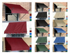 Retractable DIY Awning - Window & Door 4',6',8' Awnings