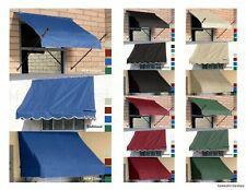 Window & Door Awning Five Colors & Three Widths Awnings