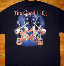 GUITARS The Good Life T-SHIRT Acoustic & electric NEW