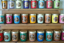 Soy Candles Highly Scented 8 oz Soy Jar Candles / Buy 3, Get 4th 8 oz Jar Free!