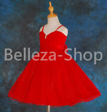 50% OFF SALE Diamant Wedding Flower Girl Pageant Party Occasion Dress 18m-9 #072
