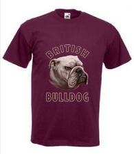 British Bulldog T-Shirt in any size