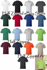 Hanes Beefy T Cotton T-Shirt with Pocket 5190 S M L XL 2XL 3XL NEW