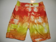 GYMBOREE SWIM SHOP TIE DYE SWIM TRUNKS 3 6 12 18 2T 3T 5T NWT