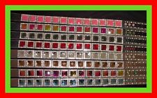 NEW XS S M L or XL SQUARE LG CONCHO RHINESTONE ATLAS BLING WESTERN COWGIRL  BELT