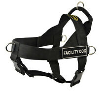 Facility Dog No Pull Universal Harness with Patches