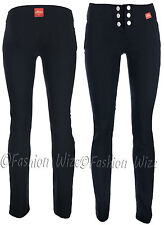 Girls School Trousers Sizes 6 8 10 12 14 16 Ages 7-8 9-10 11-12 13-14 15-16