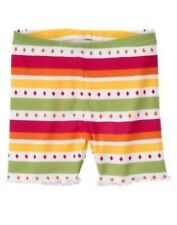 GYMBOREE BATIK SUMMER STRIPE N DOT BIKE SHORTS 6 12 18 24  2T 3T 4T 5T NWT