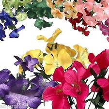 84 Hibiscus Silk Flowers Artificial Bushes Plant SOFT