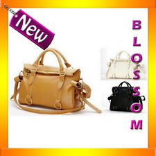 H2 Ladies Bowknot Bag Tote Faux Leather Celeb Handbag
