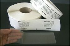 "TEAR-AID PATCH TAPE 3"" x 6"" TUBE RAFT REPAIR AND MORE"